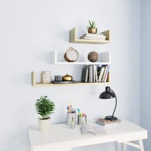 Wall Shelves & Ledges