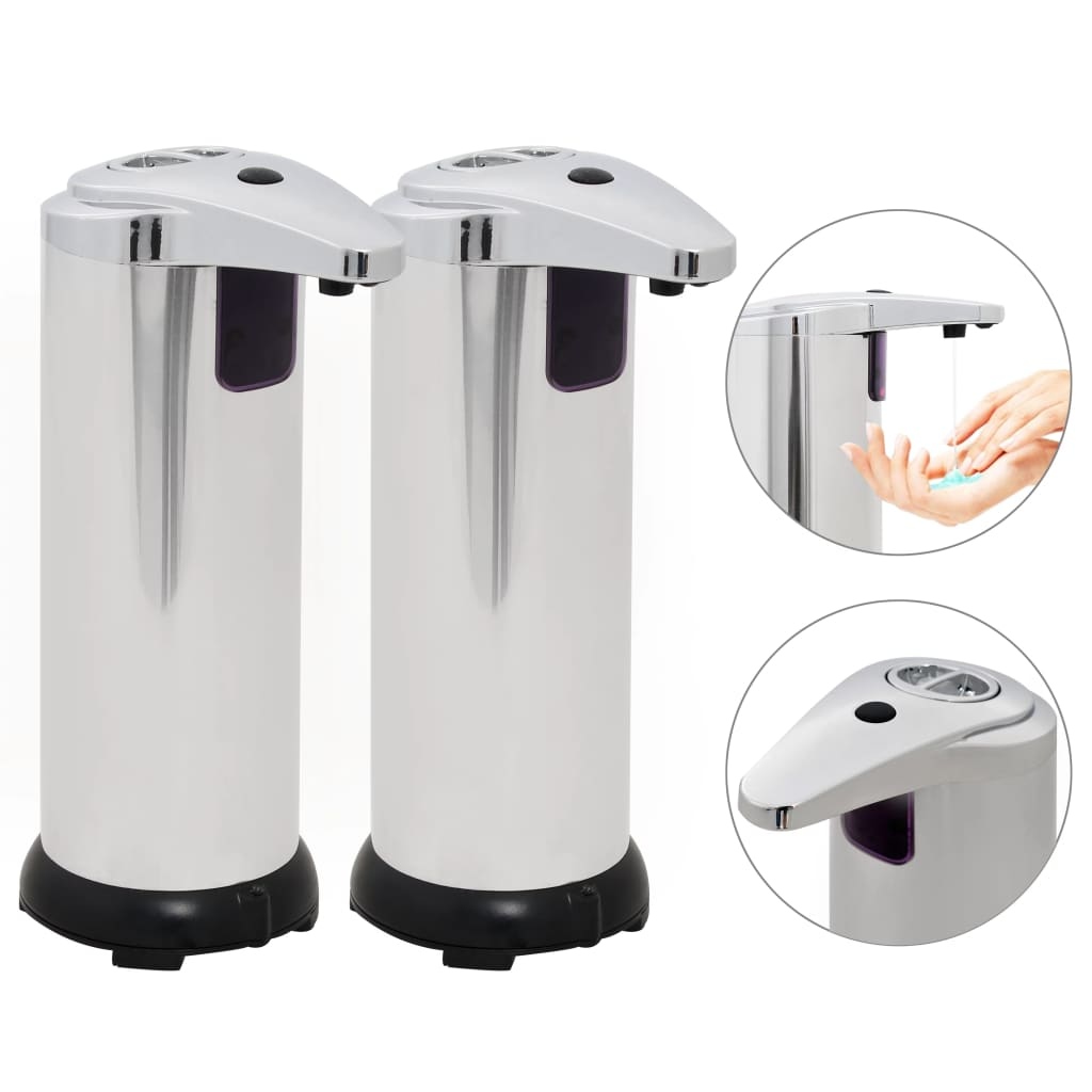 Soap & Lotion Dispensers
