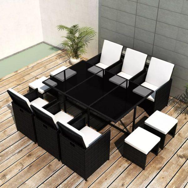 11x Outdoor Dining Set