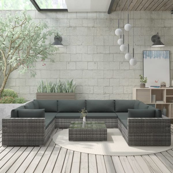 9x Outdoor Lounge