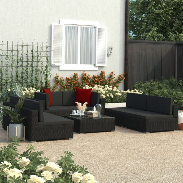 7x Outdoor Lounge