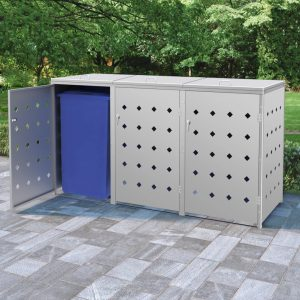 Rubbish Bin Enclosures
