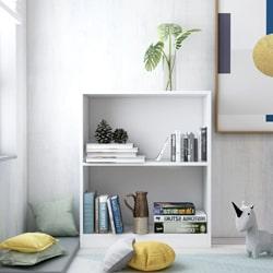 2 Tier Bookshelf