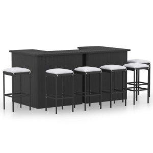 8X Outdoor Bar Sets
