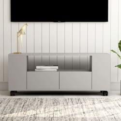 Chipboard TV unit